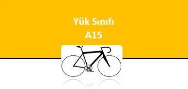 YÜK SINIFI - A 15