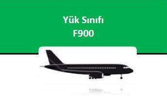 YÜK SINIFI - F 900